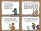 4th Grade Math Magic Word Problem Task Cards for Common Co
