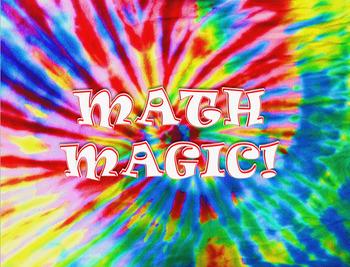 Math Magic Rotation PowerPoint