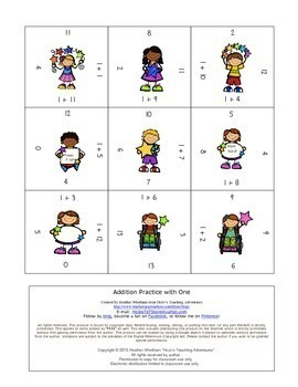 Addition Games to 20 - Worksheet Alternative, Puzzles, & Math Fact Games