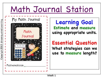 Math Magic Station - Week 1