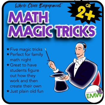 Math Magic Tricks to Impress your Students of all Ages