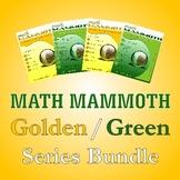 Math Mammoth Golden & Green Series