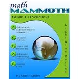 Math Mammoth Grade 1-B Complete Curriculum