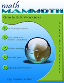 Math Mammoth Grade 5 Complete Curriculum
