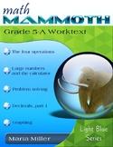 Math Mammoth Grade 5 Complete Curriculum