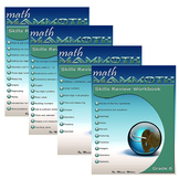 Math Mammoth Skills Review Workbooks
