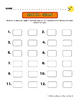 Math-Man Number Comparison Center
