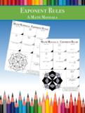 Math Mandala: Exponent Rules