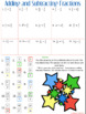 Math Mandala: The Ultimate Adding and Subtracting Fractions Review