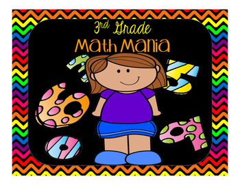 Math Mania 3rd Grade