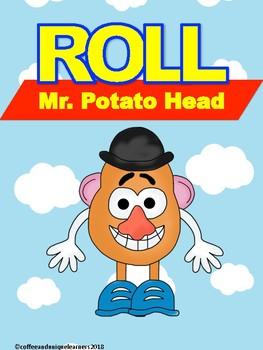 Math Mania Basic Addition and Subtraction: Roll Mr.Potato Head Addition