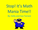 Math Mania! Math Challenge and Logic Problems
