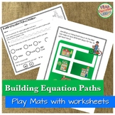PDL's Building Equation Paths BUNDLE for Cuisenaire® Rods