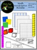 Math Manipulative Clip Art Bundle - over 700 Graphics
