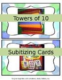 Math Manipulative Labels Editable