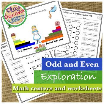 PDL's Odd and Even Exploration for Cuisenaire® Rods