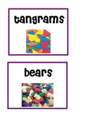 Math Manipulative Signs