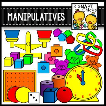 math manipulatives clip art by 2 smart chicks teachers pay teachers