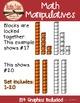 Math Manipulatives Clipart