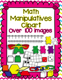 Math Manipulatives Clipart