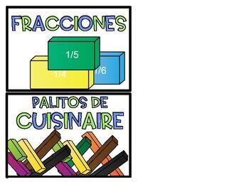 Math Manipulatives Labels | English, Spanish, and Gomez and Gomez| Dual Language
