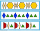 Math Manipulatives Pattern Cards Bundle