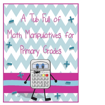 Math Manipulatives for the Primary Grades