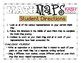 Math Maps:  Adding with 3 Addends WORD PROBLEMS (MAFS)