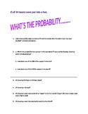 Math March Madness - What's the Probability
