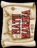 Math Marina Title Poster (Pirate/Nautical theme)