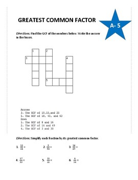 Math Masters-Complete, Self-Paced Fraction Program for 4th-6th Graders