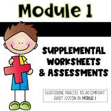 Math Masters: Eureka Math Module 1 (2nd grade) Practice Pages