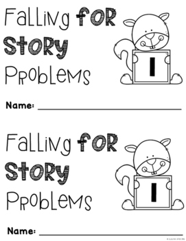Math Masters:  Fall 2 Step Story Problems