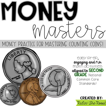 Math Masters: Mastering Counting Money!