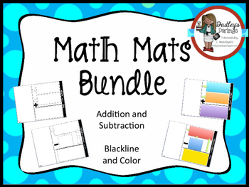 Math Mat Bundle