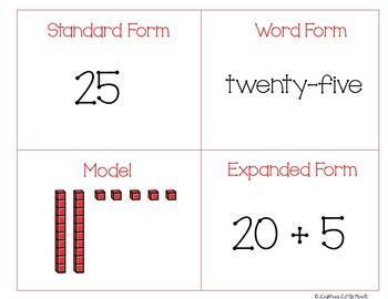 Math Mat Matching 21-40