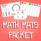 Math Mat Mini Pack