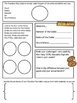 Math Mat Review Activity:  Chocolate Chip Cookies