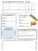 Math Mat Review Activity:  Colored Goldfish Crackers