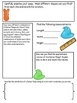 Math Mat Review Activity:  Easter Peeps