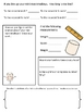 Math Mat Review Activity:  Mini Marshmallows   FREE