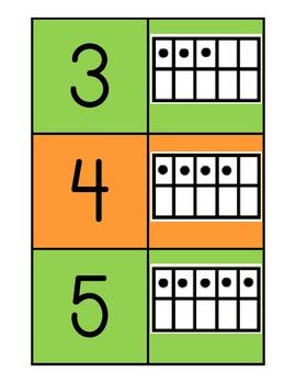 Math Matching Center, 1 - 10