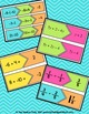 Math Matching Game Bundle