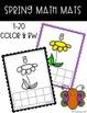 Math Mats 1-20 Bundle