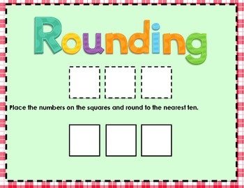 Math Mats Activities for Math Workstations/Centers for 3-5