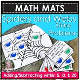 Story Problems Adding and Subtracting within 20