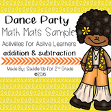 Math Mats: Addition and Subtraction