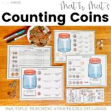 Math Mats: Counting Coins