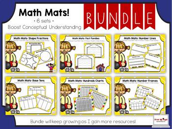 Math Mats: Expanding Bundle