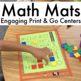 Math Mats - First Grade